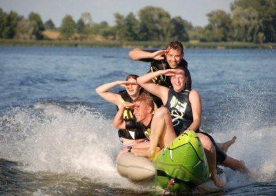 H2O+ Adrenalina Aktywna rehabilitacja 4 - Start Poznań