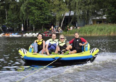 H2O+ Adrenalina Aktywna rehabilitacja 5 - Start Poznań