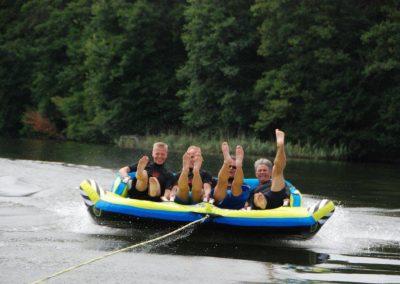 H2O+ Adrenalina Aktywna rehabilitacja 1 - Start Poznań