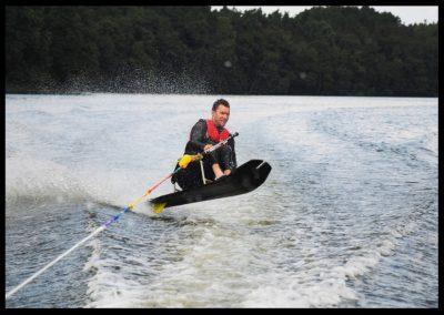 H2O+ Adrenalina Aktywna rehabilitacja 7 - Start Poznań