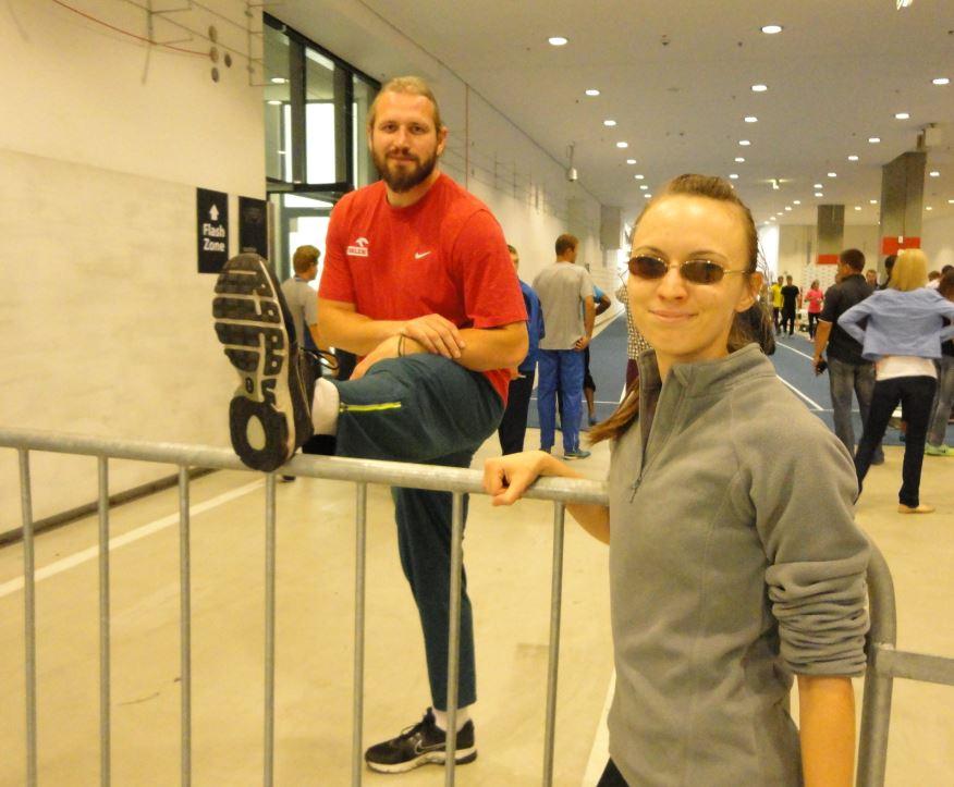 Z medalem z Golęcina do Seulu Lekkoatletyka 1 - Start Poznań