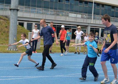 Młodzi lekkoatleci startowali na AWF-ie Lekkoatletyka 18 - Start Poznań