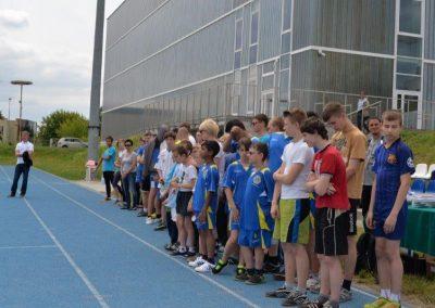 Młodzi lekkoatleci startowali na AWF-ie Lekkoatletyka 23 - Start Poznań