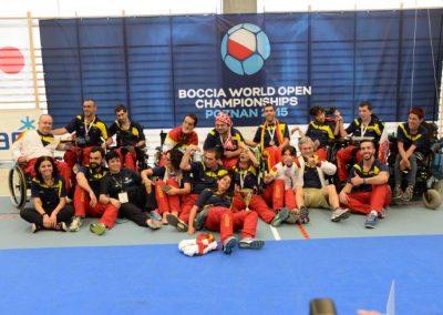 Za nami historyczne Mistrzostwa Świata Boccia 11 - Start Poznań