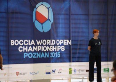 Za nami historyczne Mistrzostwa Świata Boccia 63 - Start Poznań