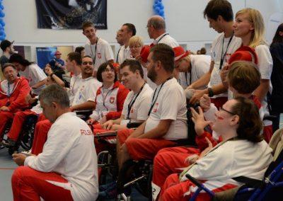 Za nami historyczne Mistrzostwa Świata Boccia 8 - Start Poznań