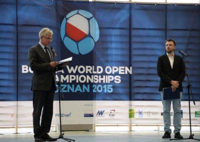 Za nami historyczne Mistrzostwa Świata Boccia 79 - Start Poznań