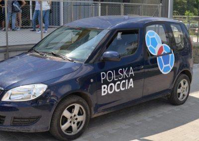 Za nami historyczne Mistrzostwa Świata Boccia 95 - Start Poznań