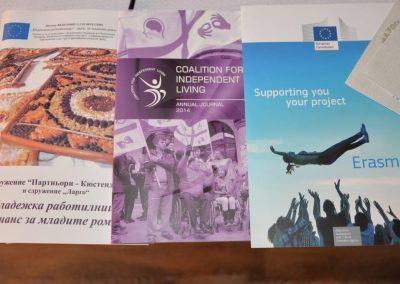 Bułgarskie spotkanie inicjujące projekt BOCCIA programu Erasmus + Sport Boccia 4 - Start Poznań