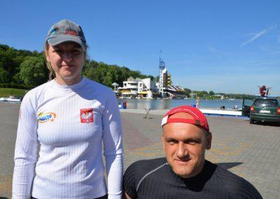 Kajakarze szlifują formę przed Mistrzostwami Świata w Mediolanie Kajakarstwo 1 - Start Poznań