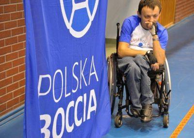 Boccia w Głogowie - Mistrzostw Polski dzień pierwszy Boccia 14 - Start Poznań