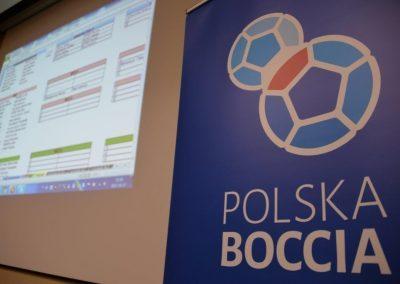 Boccia w Głogowie - Mistrzostw Polski dzień pierwszy Boccia 41 - Start Poznań