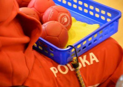 6 Międzynarodowe Mistrzostwa Polski w Bocci, 6th International Polish Boccia Championships Boccia 11 - Start Poznań