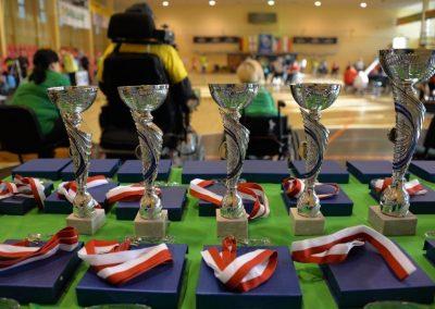 6 Międzynarodowe Mistrzostwa Polski w Bocci, 6th International Polish Boccia Championships Boccia 17 - Start Poznań