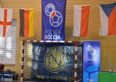 6 Międzynarodowe Mistrzostwa Polski w Bocci, 6th International Polish Boccia Championships Boccia 3 - Start Poznań