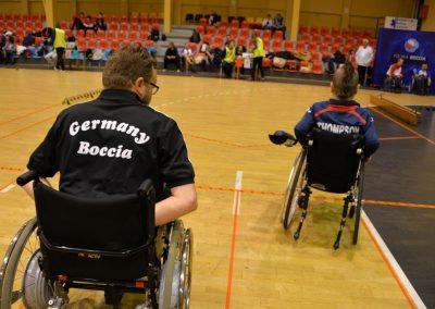 6 Międzynarodowe Mistrzostwa Polski w Bocci, 6th International Polish Boccia Championships Boccia 24 - Start Poznań