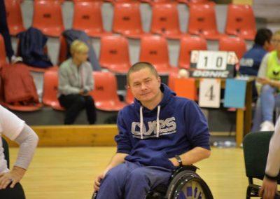 6 Międzynarodowe Mistrzostwa Polski w Bocci, 6th International Polish Boccia Championships Boccia 29 - Start Poznań