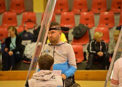 6 Międzynarodowe Mistrzostwa Polski w Bocci, 6th International Polish Boccia Championships Boccia 34 - Start Poznań
