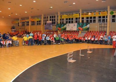 6 Międzynarodowe Mistrzostwa Polski w Bocci, 6th International Polish Boccia Championships Boccia 46 - Start Poznań