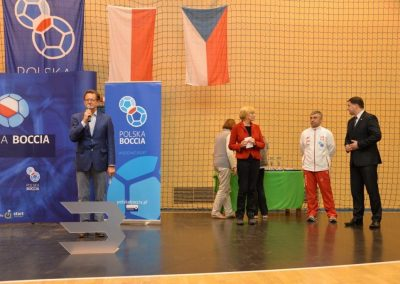 6 Międzynarodowe Mistrzostwa Polski w Bocci, 6th International Polish Boccia Championships Boccia 47 - Start Poznań