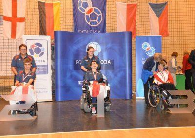 6 Międzynarodowe Mistrzostwa Polski w Bocci, 6th International Polish Boccia Championships Boccia 49 - Start Poznań