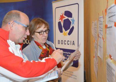 6 Międzynarodowe Mistrzostwa Polski w Bocci, 6th International Polish Boccia Championships Boccia 6 - Start Poznań