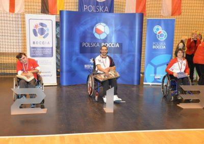 6 Międzynarodowe Mistrzostwa Polski w Bocci, 6th International Polish Boccia Championships Boccia 53 - Start Poznań