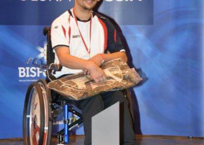 6 Międzynarodowe Mistrzostwa Polski w Bocci, 6th International Polish Boccia Championships Boccia 54 - Start Poznań
