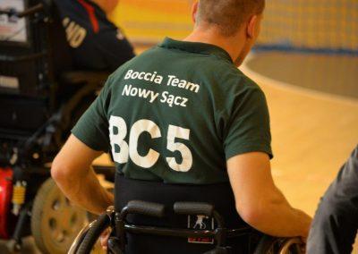6 Międzynarodowe Mistrzostwa Polski w Bocci, 6th International Polish Boccia Championships Boccia 9 - Start Poznań