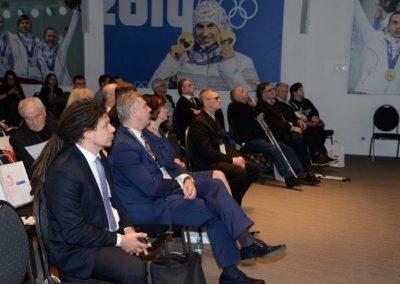 14 grudnia 2015 - Centrum Olimpijskie PKOl w Warszawie 17 - Start Poznań