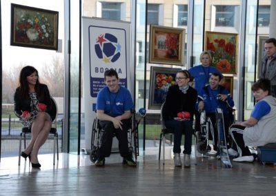 14 grudnia 2015 - Centrum Olimpijskie PKOl w Warszawie 25 - Start Poznań