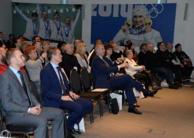 14 grudnia 2015 - Centrum Olimpijskie PKOl w Warszawie 38 - Start Poznań