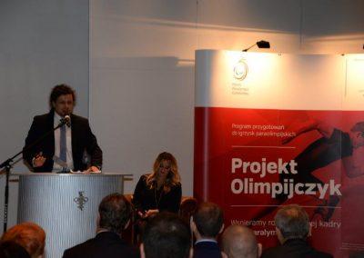 14 grudnia 2015 - Centrum Olimpijskie PKOl w Warszawie 55 - Start Poznań