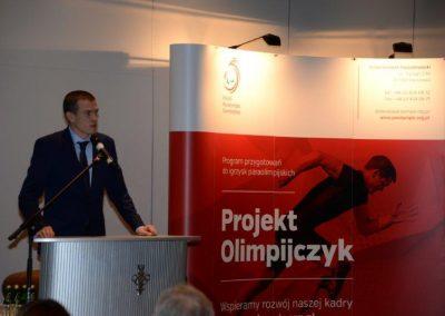 14 grudnia 2015 - Centrum Olimpijskie PKOl w Warszawie 58 - Start Poznań