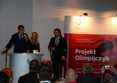 14 grudnia 2015 - Centrum Olimpijskie PKOl w Warszawie 60 - Start Poznań