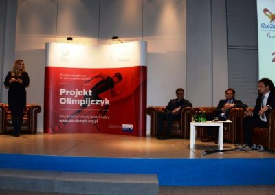 14 grudnia 2015 - Centrum Olimpijskie PKOl w Warszawie 10 - Start Poznań