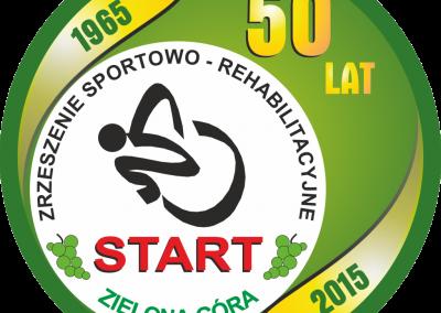 """Jubileusz 50-lecia ZSR """"START"""" Zielona Góra 4 - Start Poznań"""