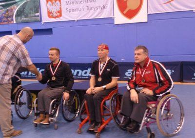Lech o Mistrzostwach Polski w Gdańsku Tenis stołowy 2 - Start Poznań