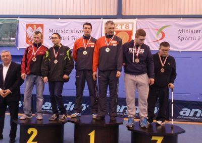 Lech o Mistrzostwach Polski w Gdańsku Tenis stołowy 3 - Start Poznań