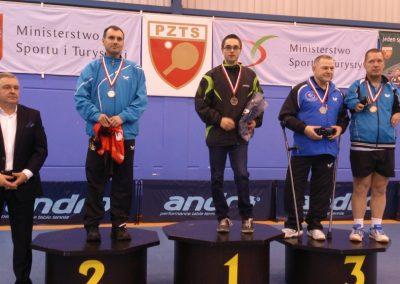 Lech o Mistrzostwach Polski w Gdańsku Tenis stołowy 1 - Start Poznań