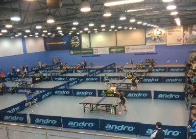 Lech o Mistrzostwach Polski w Gdańsku Tenis stołowy 6 - Start Poznań