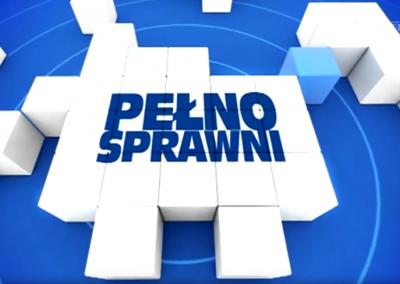 """O poznańskim """"Starcie"""" w TVP 1 i TV SPORT. 12 - Start Poznań"""