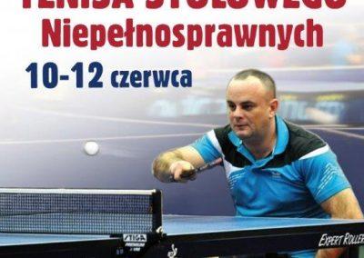 Tenisiści stołowi z wizytą I SUKCESAMI na północy Polski Tenis stołowy 6 - Start Poznań
