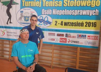 Tenis w Milówce Tenis stołowy 11 - Start Poznań