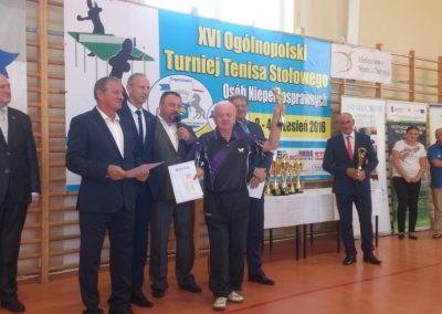 Tenis w Milówce Tenis stołowy 3 - Start Poznań