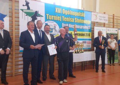 Tenis w Milówce Tenis stołowy 4 - Start Poznań