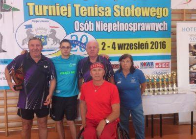 Tenis w Milówce Tenis stołowy 5 - Start Poznań
