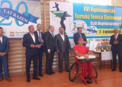 Tenis w Milówce Tenis stołowy 1 - Start Poznań