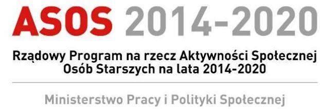 """""""Przyjaciele wolontariatu senioralnego ASOS 2016"""" – czyli co słychać u Seniorów?  1 - Start Poznań"""