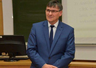Pan dr Piotr Urbański !!! 16 - Start Poznań